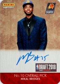 Panini Instant 2018 NBA Metal Rookies7