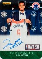 Panini Instant 2018 NBA Metal Rookies8