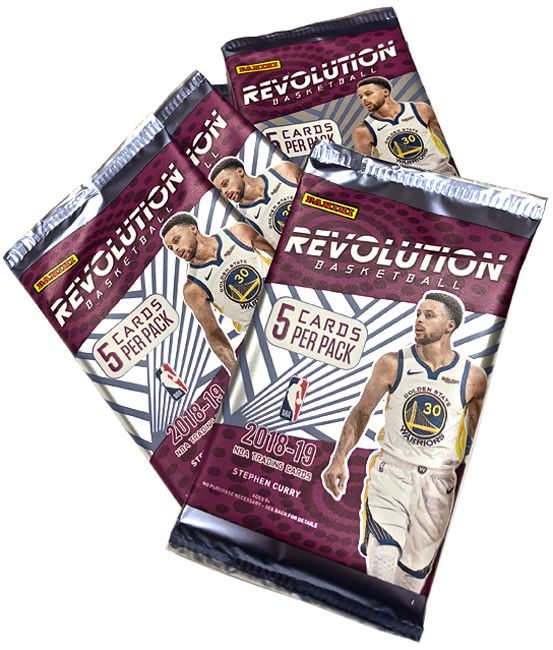 Panini America 2018-19 Revolution Basketball Teaser1