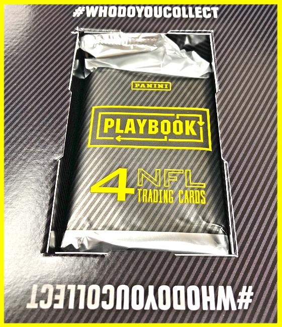 Panini America 2018 Playbook Football Teaser55