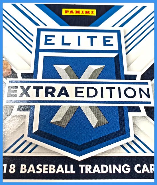 Panini America 2018 Elite Extra Edition Baseball Teaser21