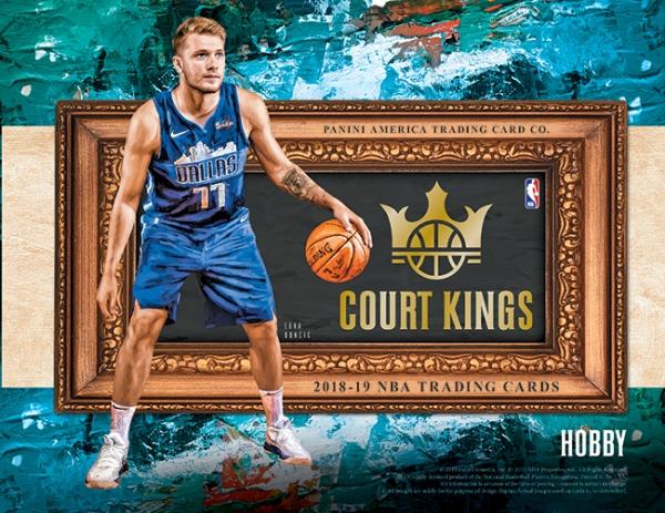 panini america 2018-19 court kings basketball main