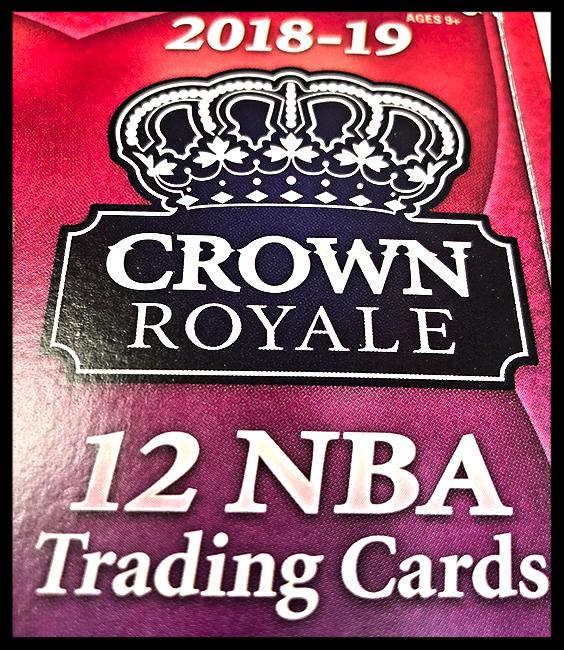 panini america 2018-19 crown royale basketball qc2