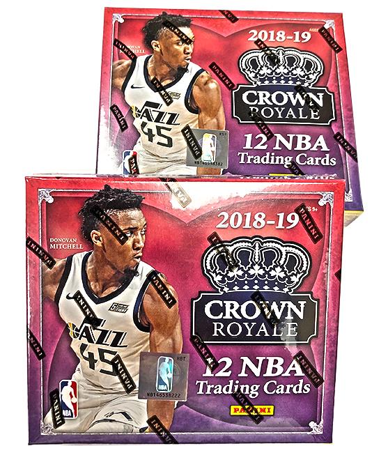 panini america 2018-19 crown royale basketball teaser1