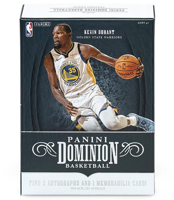panini america 2018-19 dominion basketball qc1
