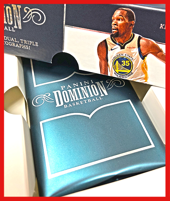 panini america 2018-19 dominion basketball teaser40