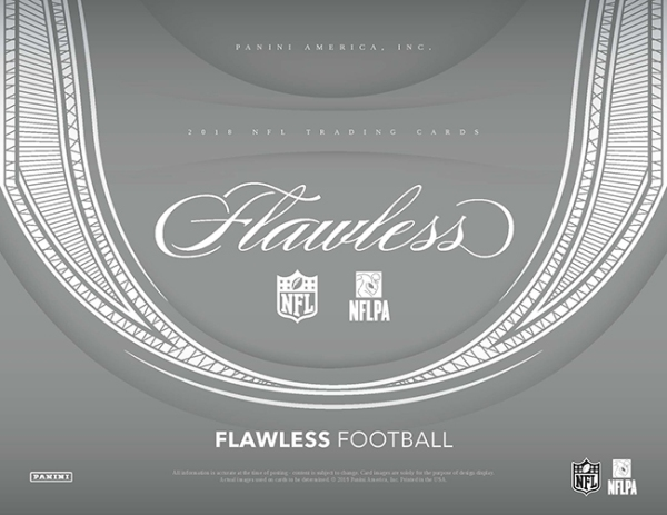 panini america 2018 flawless football main