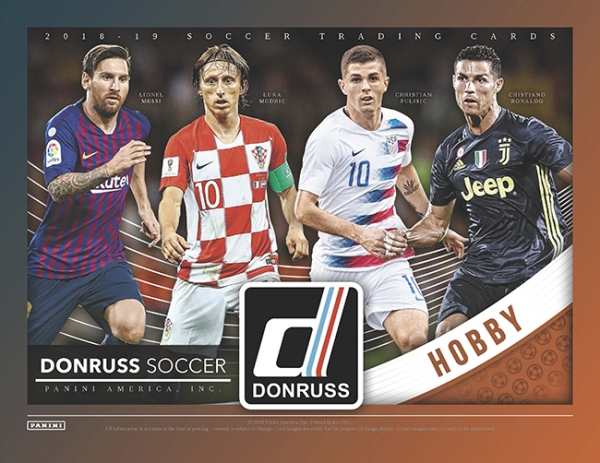 panini america 2019 donruss soccer main