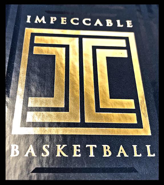 Panini America 2018-19 Impeccable Basketball QC2